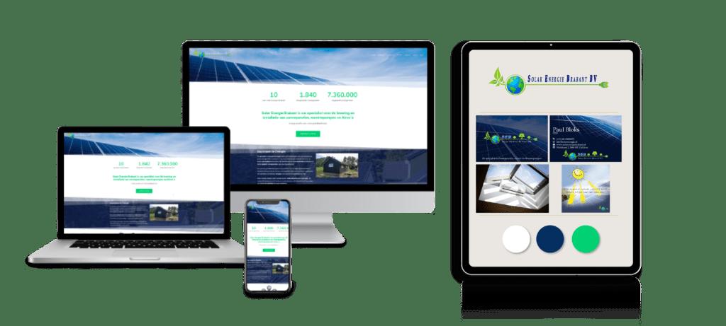 Project Solar Energie Brabant